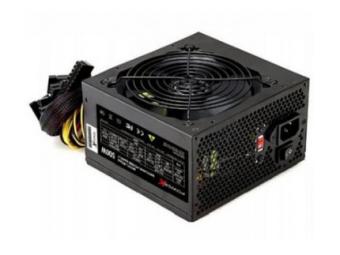 Fonte Real PowerX 500W PX500 Bivolt Preta