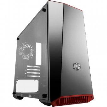 Gabinete Coolermaster MasterBox Lite 3.1 mATX Black MCW-L3B3-KANN-01