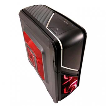 Gabinete Gamer G-Fire CGT021BEBB Preto S/ Fonte 2 Baias