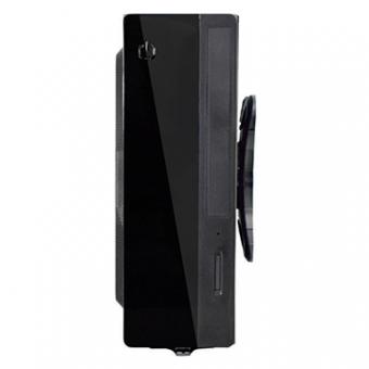 Gabinete K-MEX Mini ITX GI-10S1 Preto 130W 1 Baia