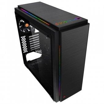 Gabinete Thermaltake Core C23 Tg Com Vidro Temperado Ca-1h7-00m1wn-00