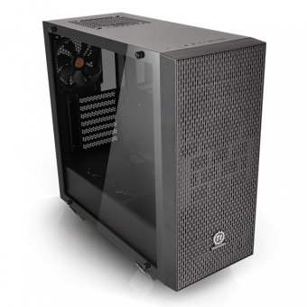 Gabinete Thermaltake Core G21 Tg Black Ca-114-00m1wn-00