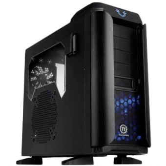 GABINETE THERMALTAKE REVO BLACK VO200M1W2N FULL TOWER S/FONTE