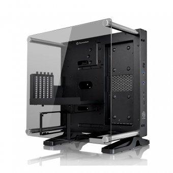 Gabinete Thermaltake Tt Core P1 Tg C/ Vidro Temperado Ca1h900t1wn00 Preto