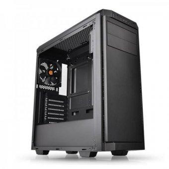 Gabinete Gamer ThermalTake V100 WIN/SPCC Preto CA-1K7-00M1NN-01