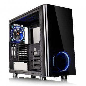Gabinete ThermalTake View 31 TG Black Win X 2 CA-1H8-00M1WN-00