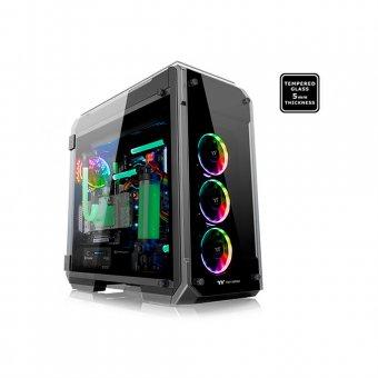 GABINETE THERMALTAKE VIEW 71 TG RGB PRETO, CA-1I7-00F1WN01