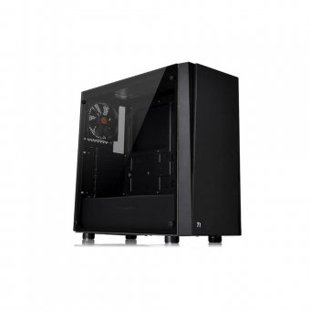 Gabinete Tt Versa J22 Tg RGB/Win/Tempered Glass 1 CA-1L5-00M1WN-01