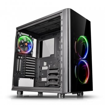 Gabinete ThermalTake View 31 RGB Black Win X 2 CA-1H8-00M1WN-01