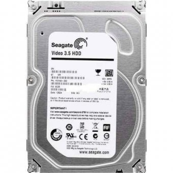 Hd 1tb Seagate Vídeo 64mb Sata3 5900rpm