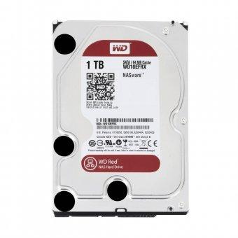 HD 1TB WESTERN DIGITAL RED NAS 64MB Cache SATA 6.0Gb/s WD10EFRX