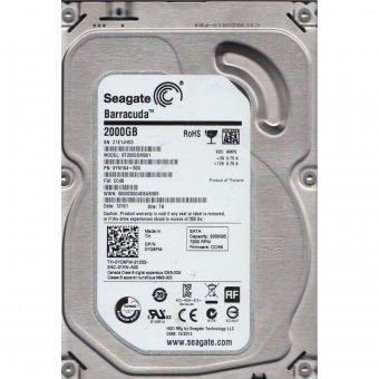 HD 2 TB SEAGATE PIPELINE SATA 3 7200RPM