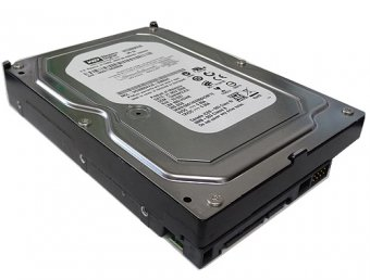 HD 320GB Sata 2 Western Digital 7200rpm 8mb Wd3200AVJS