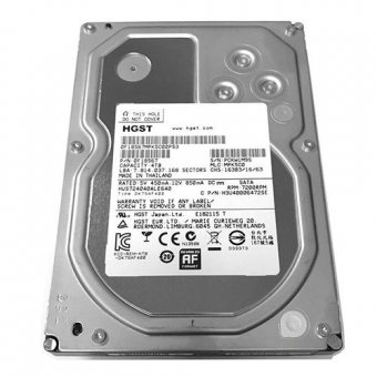 HD 4TB Hitachi Sata 3 7200Rpm HUS724040ALE640