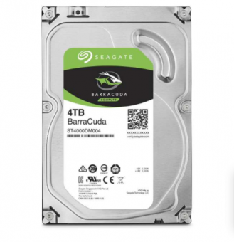 Hd 4tb Seagate Barracuda 7200rpm Sata Iii St4000dm005