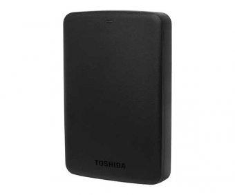 HD EXTERNO TOSHIBA CANVIO BASICS 2TB PRETO USB 3.0 HDTB320XK3CA