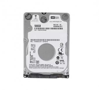 HD Notebook 500GB Sata  Western Digital WD5000LUCT