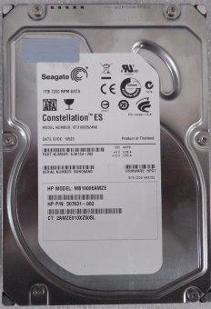 HD SEAGATE CONSTELLATION, 1TB, SATA, 7200, 3.5