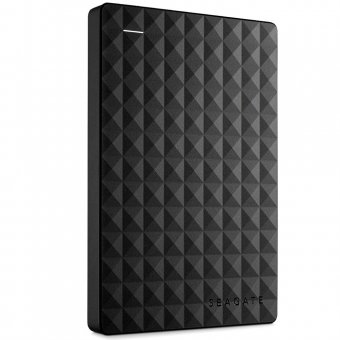 HD Seagate Externo Portátil Expansion USB 3.0 2TB Preto STEA2000400