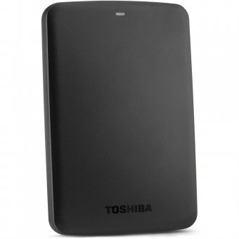HD EXT 500GB TOSHIBA CANVIO BASICS PTO 2,5 PORTATIL USB 3.0 HDTB305XK3AA