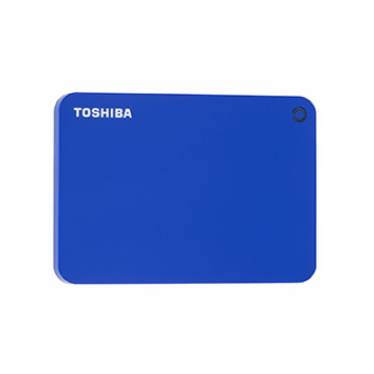 HDD Externo 1TB Toshiba Canvio Advance Azul 2,5