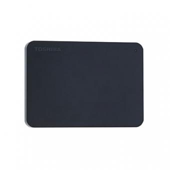 HDD Externo 1TB TOSHIBA Canvio Basics Preto 2,5