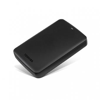 HDD Externo 4TB TOSHIBA Canvio Basics Preto 2,5