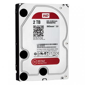 HDD WD Red 2 TB NAS Para Servidor 24X7 WD20EFRX