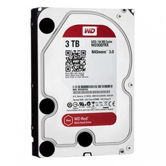 HDD WD Red 3 TB NAS Para Servidor 24X7 - WD30EFRX