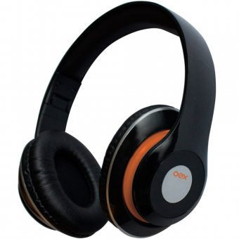Headphone Balance OEX Bluetooth HS 301 Com Microfone Preto