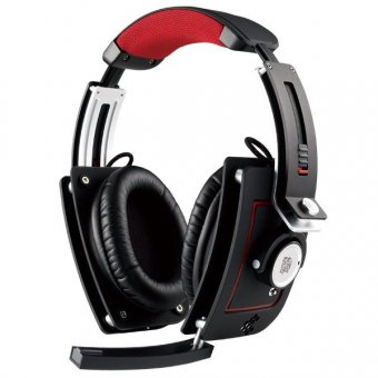 Headphone Gamer Thermaltake Level 10m Diamond Black - Ht-ltm010ecbl