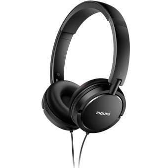 Headphone Philips P2 Preto SHL5000/00