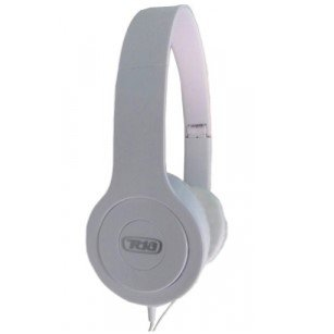 HEADPHONE TDA WHITE PIANO P2 0372