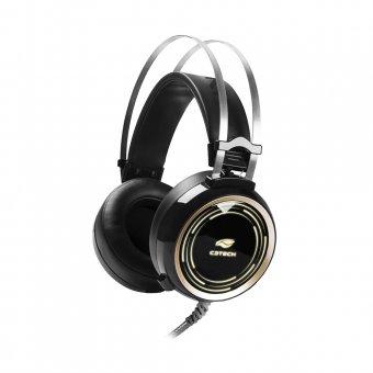 Headset Gamer C3 Tech P2 e Usb, Preto Rgb Black Kite Ph-g310bk