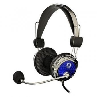 Headset Gamer C3tech Pterodax, Mi-2322rc
