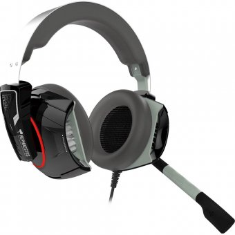 Headset Gamer Gamdias Usb + Vib + 7.1 Gd-hephaestus P1