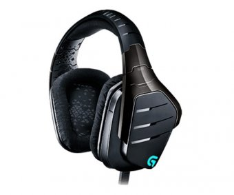 Headset Gamer Logitech G633 Artemis Spectrum Rgb 7.1 Surround Preto, 981-000604