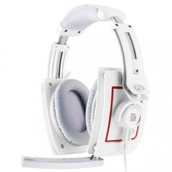 Headset Gamer Thermaltake Level 10m Branco - Htltm010ecwh