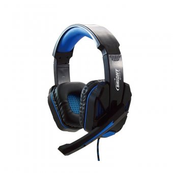 Headset Gaming Azul Bright 0467