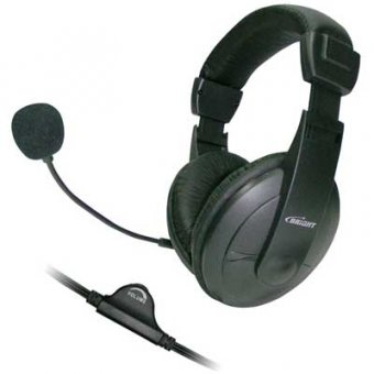 Headset P2 Vulcão 01409 Bright