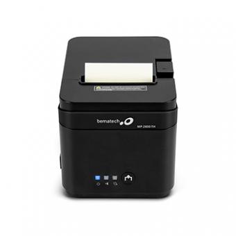 Impressora Bematech Térmica Não Fiscal MP-2800 TH USB/Rede BR Guilhotina Preto