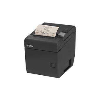Impressora Epson Térmica Fiscal TM-T900F USB Ethernet C/Guilhotina Cinza Escuro