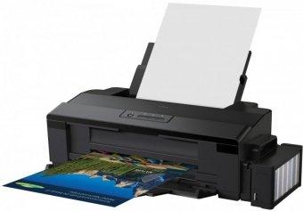 Impressora Fotográfica Ecotank Epson Colorida, Usb 2.0 A3+ L1800