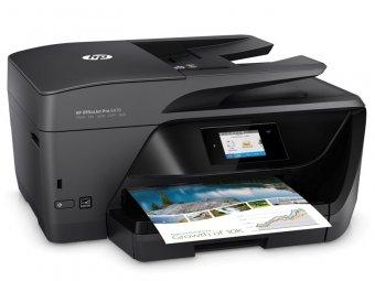 Impressora Hp Officejet Pro 6970 J7k34a Multifuncional Com Wireless