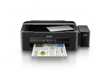 Impressora Multifuncional Epson Ecotank L380 - C11cf43302