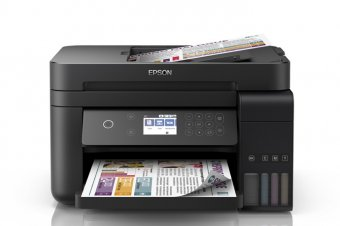 Impressora Multifuncional Epson EcoTank L6171 Jato de tinta, Wireless
