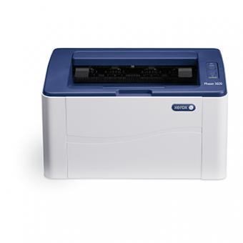 Impressora XEROX Laser A4 3020_Bib Cognac Phaser Mono 110V