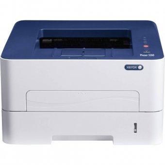 Impressora Xerox Laser, Mono, A4, Duplex, Usb, Rede, Wifi, 110v - 3260_Dnib