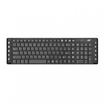 Kit Mouse e Teclado  C3TECH K-W50BK S/Fio USB PTO