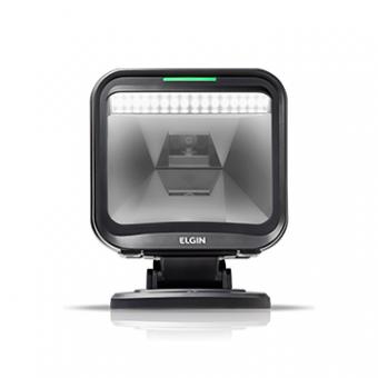 Leitor De Código De Barras Fixo Elgin EL5220 2D e 1D Captura de Imagem USB